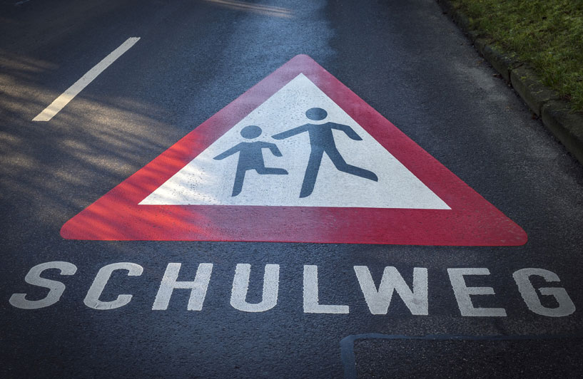 Schulisches Mobilitätsmanagement an der Ostenberg-Grundschule
