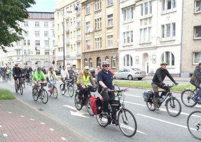 Radwegenetze der Metropole Ruhr