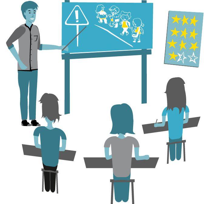 Workshops zum schulischen Mobilitätsmanagement